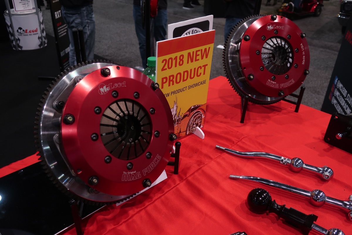 McLeod Has New Products, Expanded Offerings For 2019 – Shifters, Flywheels, Clutches, and Automatic Kits!
