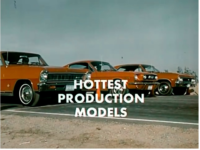 More Hilarious GM Promotional Video From 1966 – How Chevy Bagged On The Red Hot Mustang With Corvairs, Novas, and Chevelles