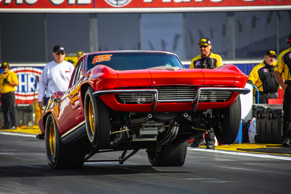2018 NHRA Auto Club World Finals Photos: Sportsman Action From Hardcore Thursday At Pomona