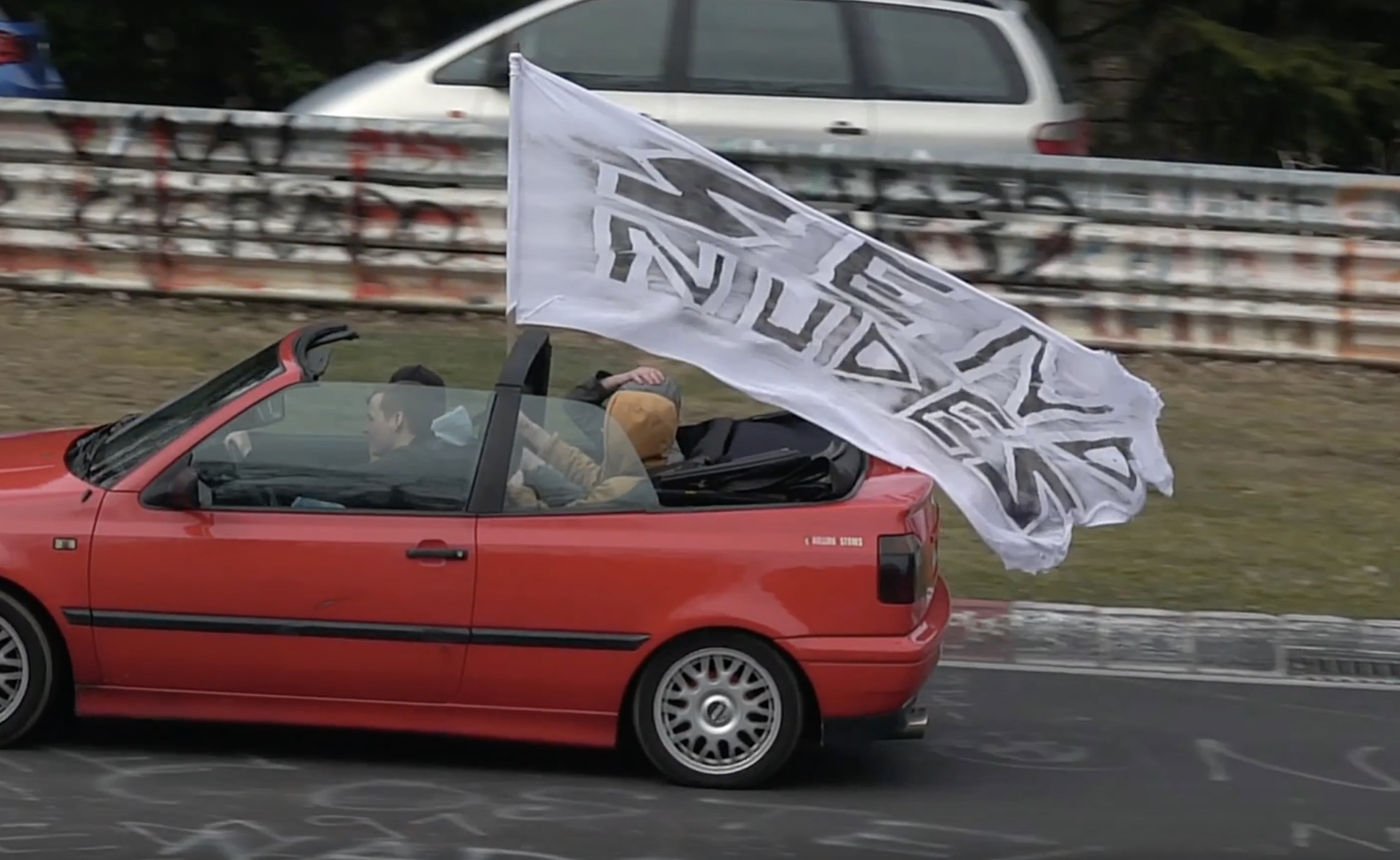 Unhinged: No Filming At The Nurburgring Without Pre-Approval – Bad For The Community?
