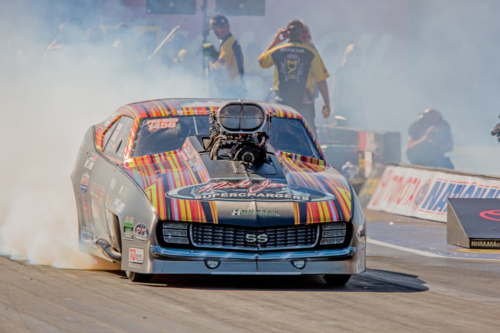 Mike Janis Grabs First NHRA Pro Mod Championship As Sidnei Frigo Wins Vegas Finals!