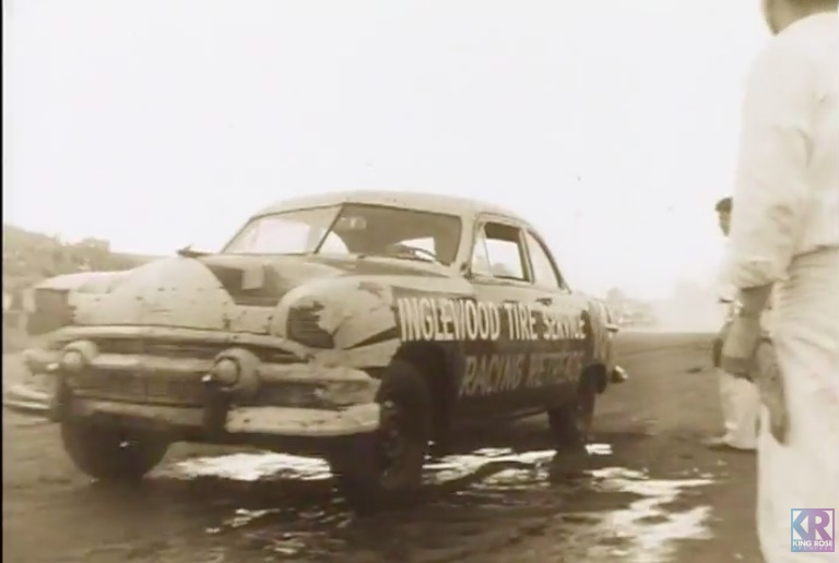 Historic Video: 1950s Stock Car Racing In Pomona Is Awesome To Watch