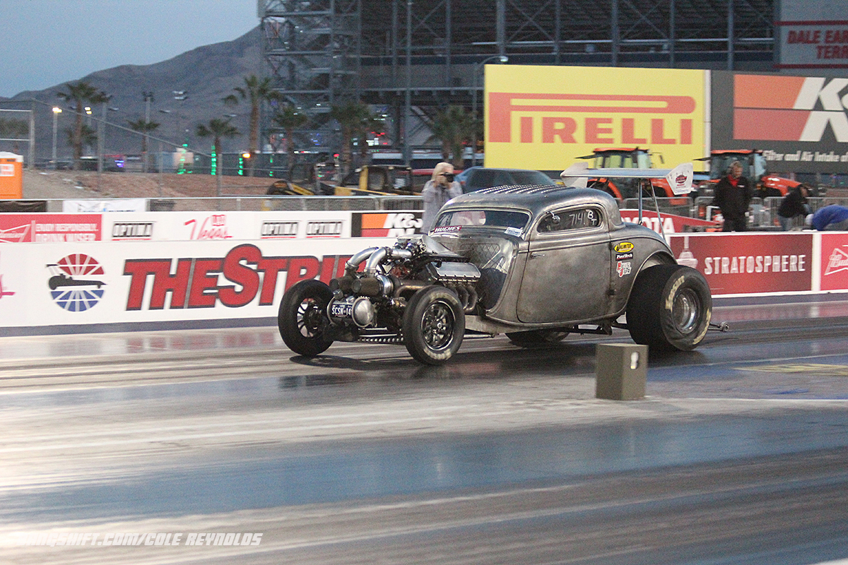 One More Drag Racing Photo Gallery To End The Weekend: Street Car Super Nationals Las Vegas