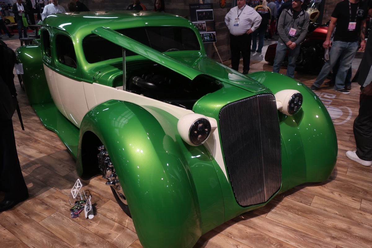 2018 SEMA Photo Coverage: The Last Blast From The Camera Of Lohnes