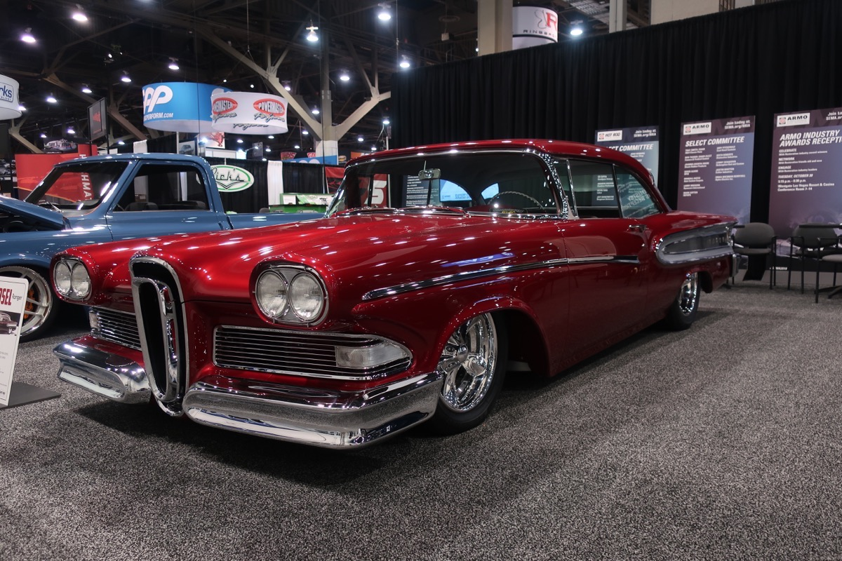2018 SEMA Show Gallery: Things To Love And Things To Sneer On The Floor At SEMA