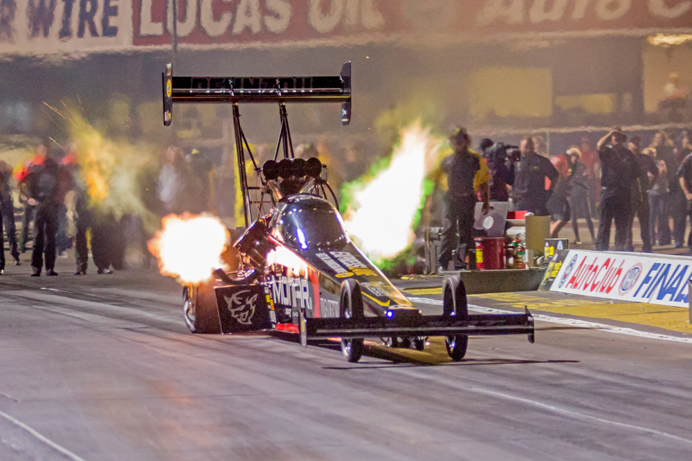 Prichett Top Fuel 3.649 ET, Johnson Jr, Coughlin Jr, & Smith Are Friday Qualifying Leaders At Pomona NHRA World Finals!