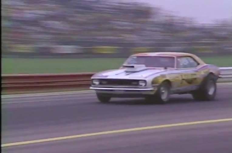Fun Historic Video: The 1982 NHRA US Nationals Sportsman Finals Were Full Of Cool Cars and Drivers