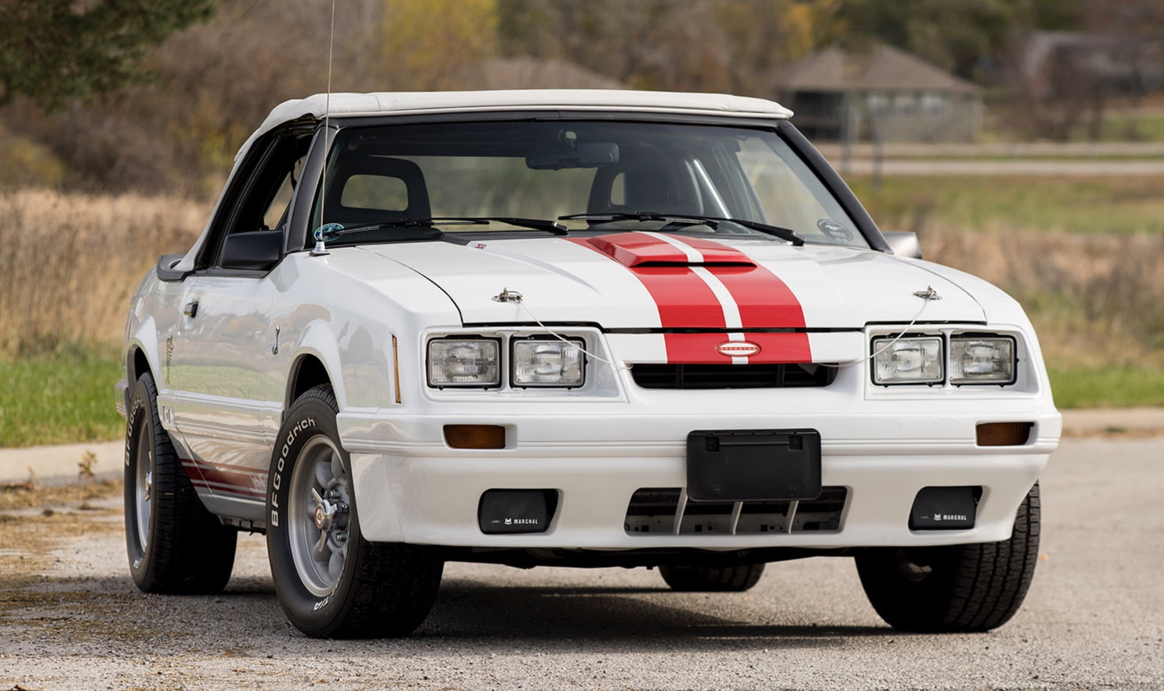 Money No Object: Two Fox-Body Specials In One Convertible – A 1985 Ford Mustang Twister II Predator G.T. 302!