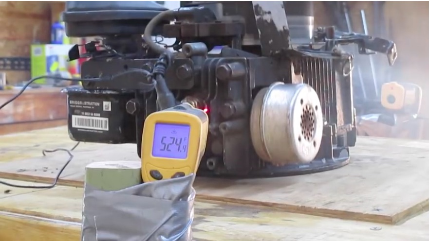 Video: This Video Is Both Educational And Proof That Briggs & Stratton Engines Are Tough Stuff