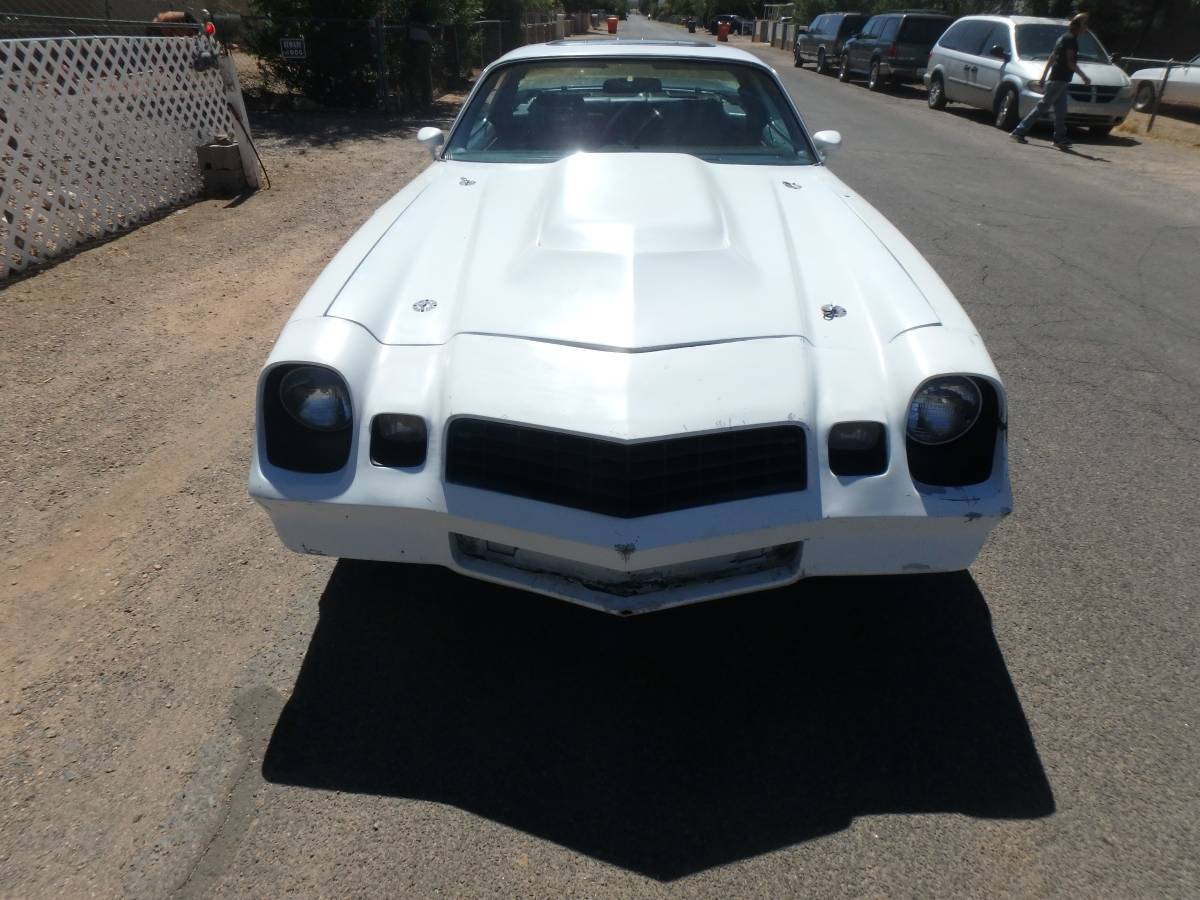 Rough Start: Where Did All Of The Second-Gen Camaros Like This Go?
