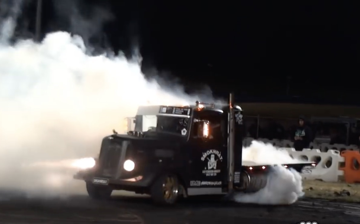 Tires By The Truckload: SMOKNRAT Dusts Off The Rears At The West Coast Nats!