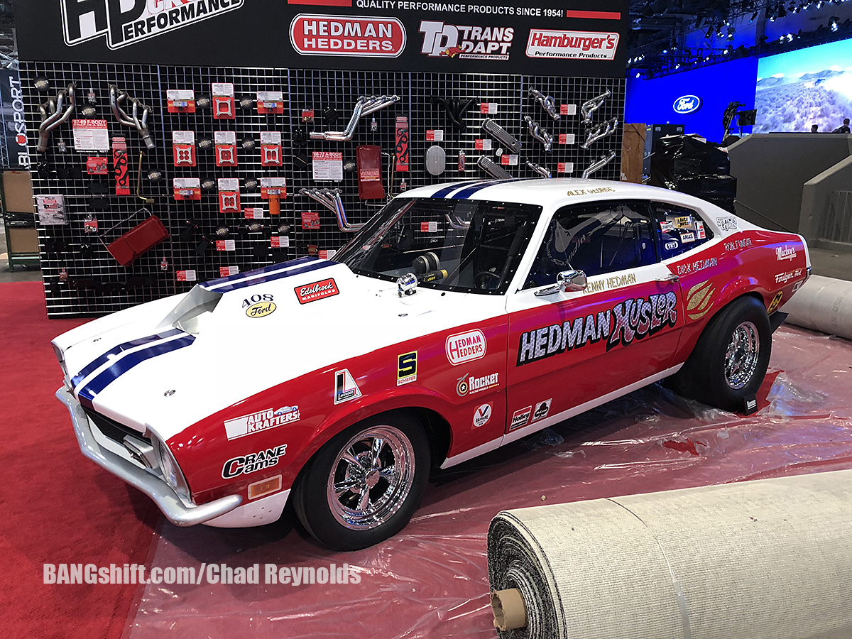 2018 SEMA Show Photo Coverage: More Cars, More Trucks, More Stuff To Make You Smile and Scowl