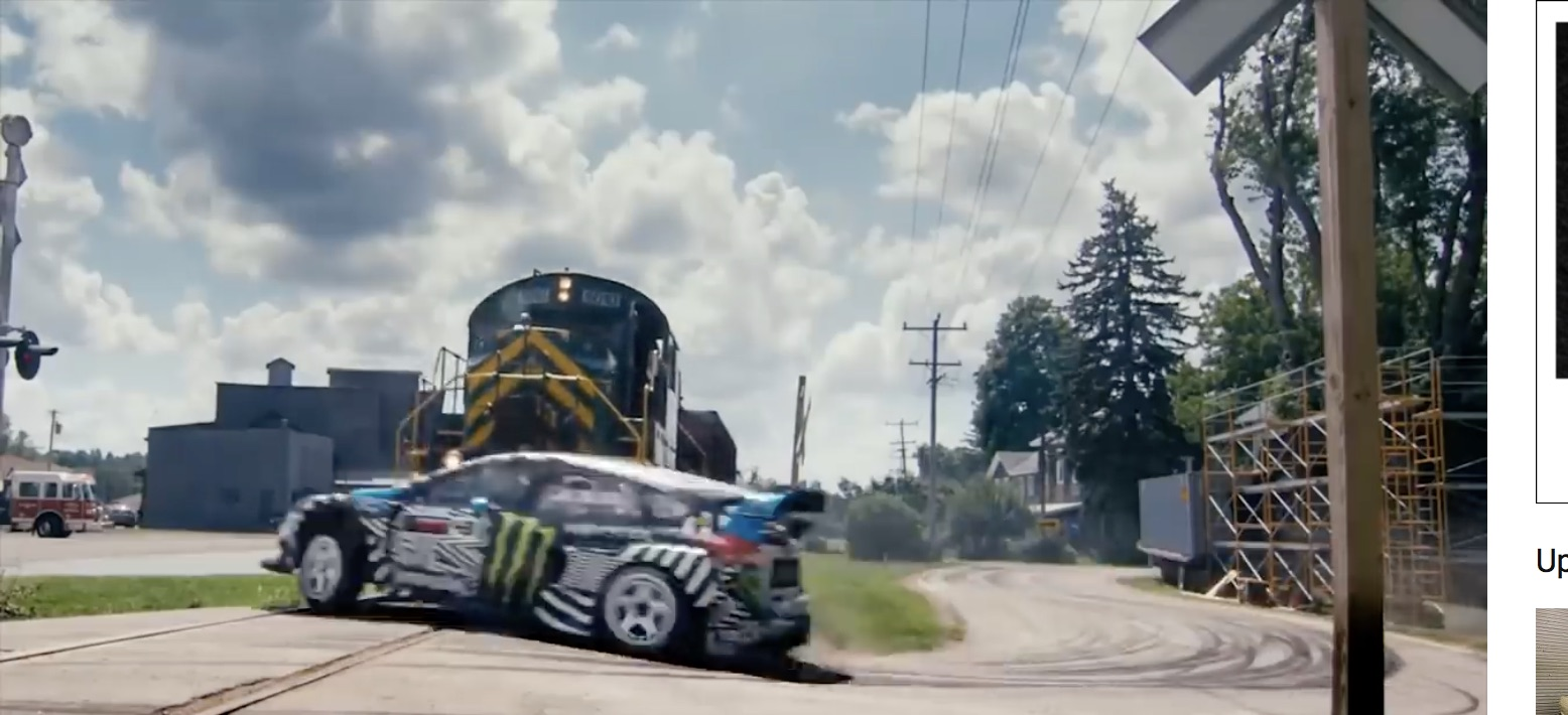 Top 11: Ken Block's Gymkhana Favorite Moves Throughout The Years
