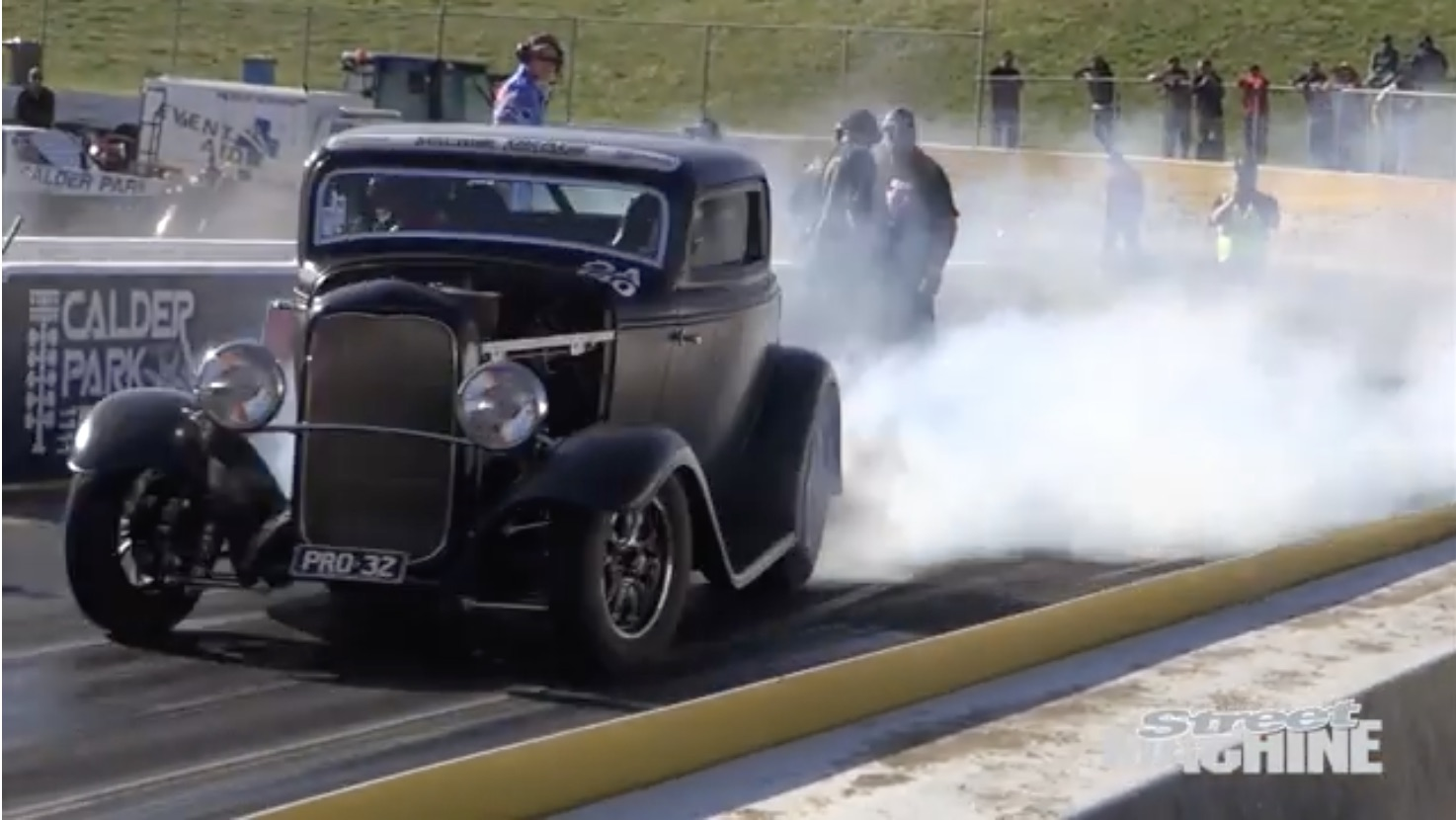 Street Machine Drag Challenge 2018: The Final Day Of Racing And The Results!