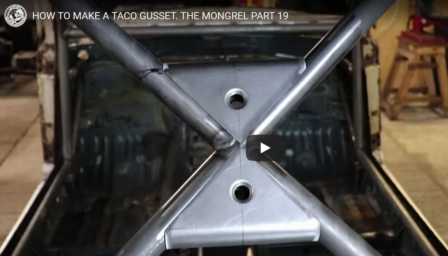 The Mongrel Just Doesn't Stop! This Ford 100E Is An Amazing Ride And Awesome Chassis Swap