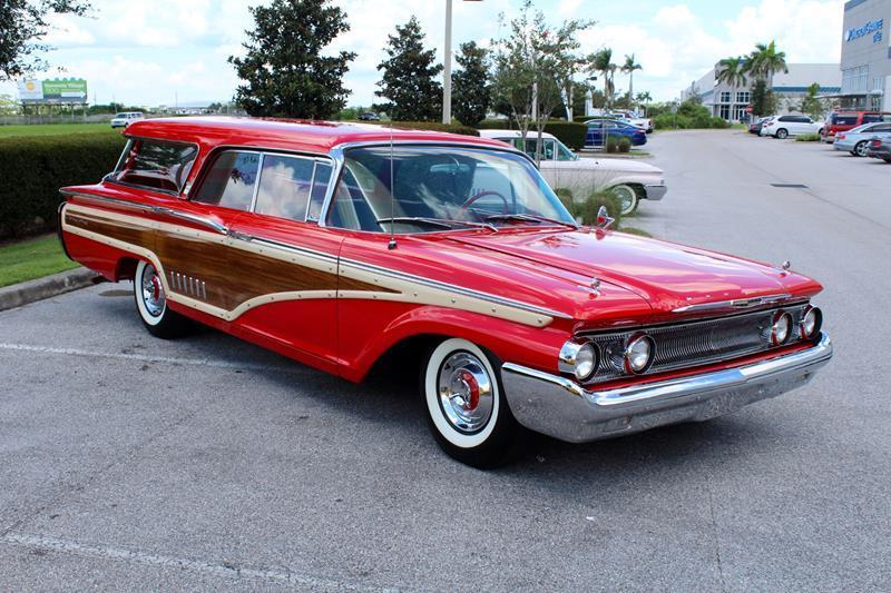 This 1960 Mercury Colony Park Station Wagon Is Probably The Nicest One In The World