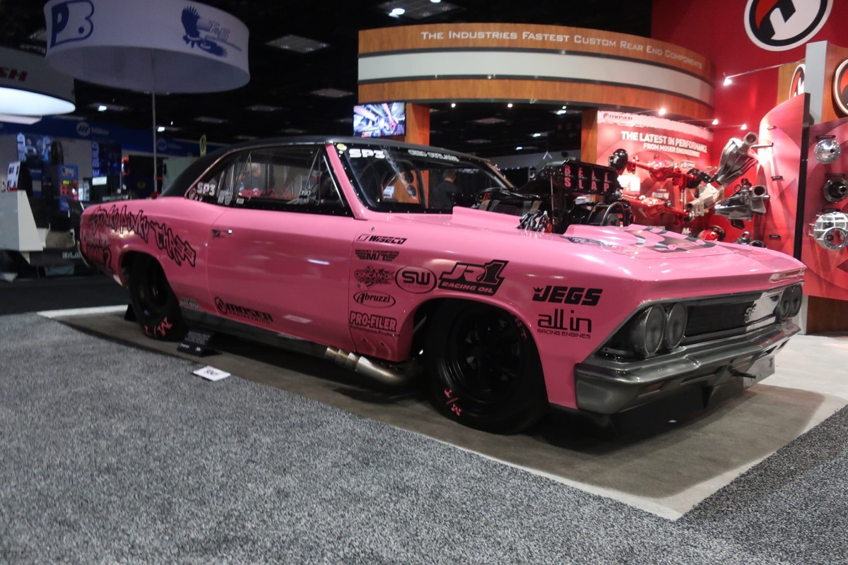 2018 Performance Racing Industry Show Photo Coverage: More Cars, Mills, and BangShifty Stuff!
