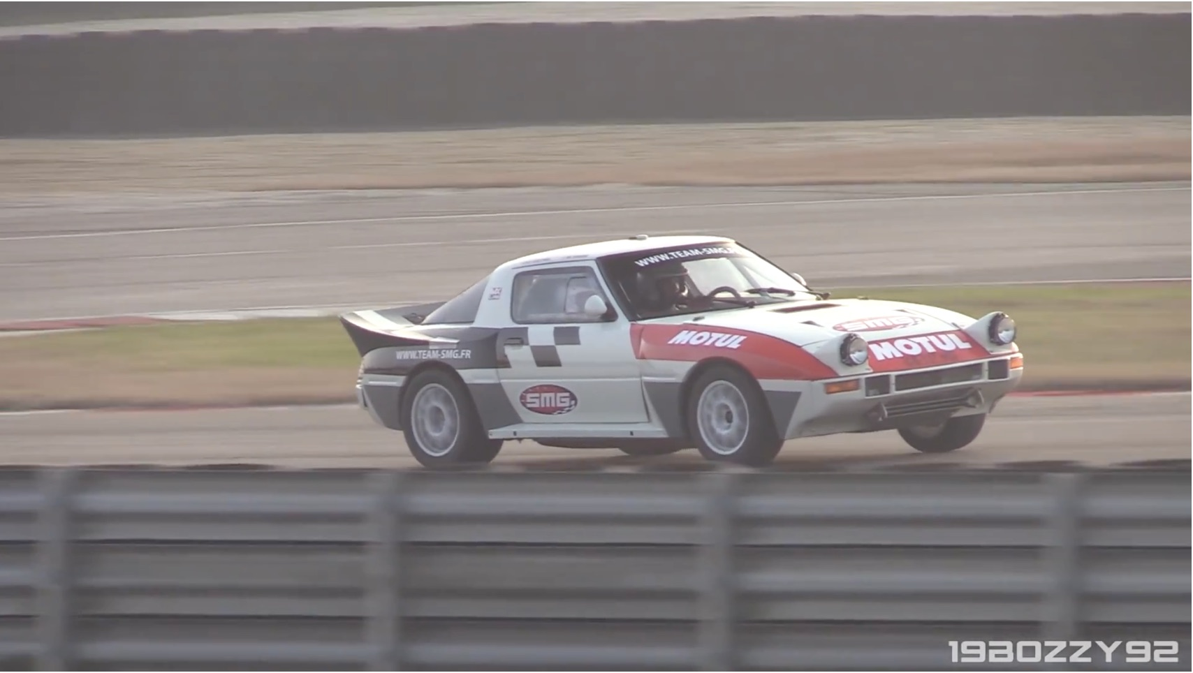 Morning Symphony: 10,000 RPM Track Attack With A Group B Mazda RX-7