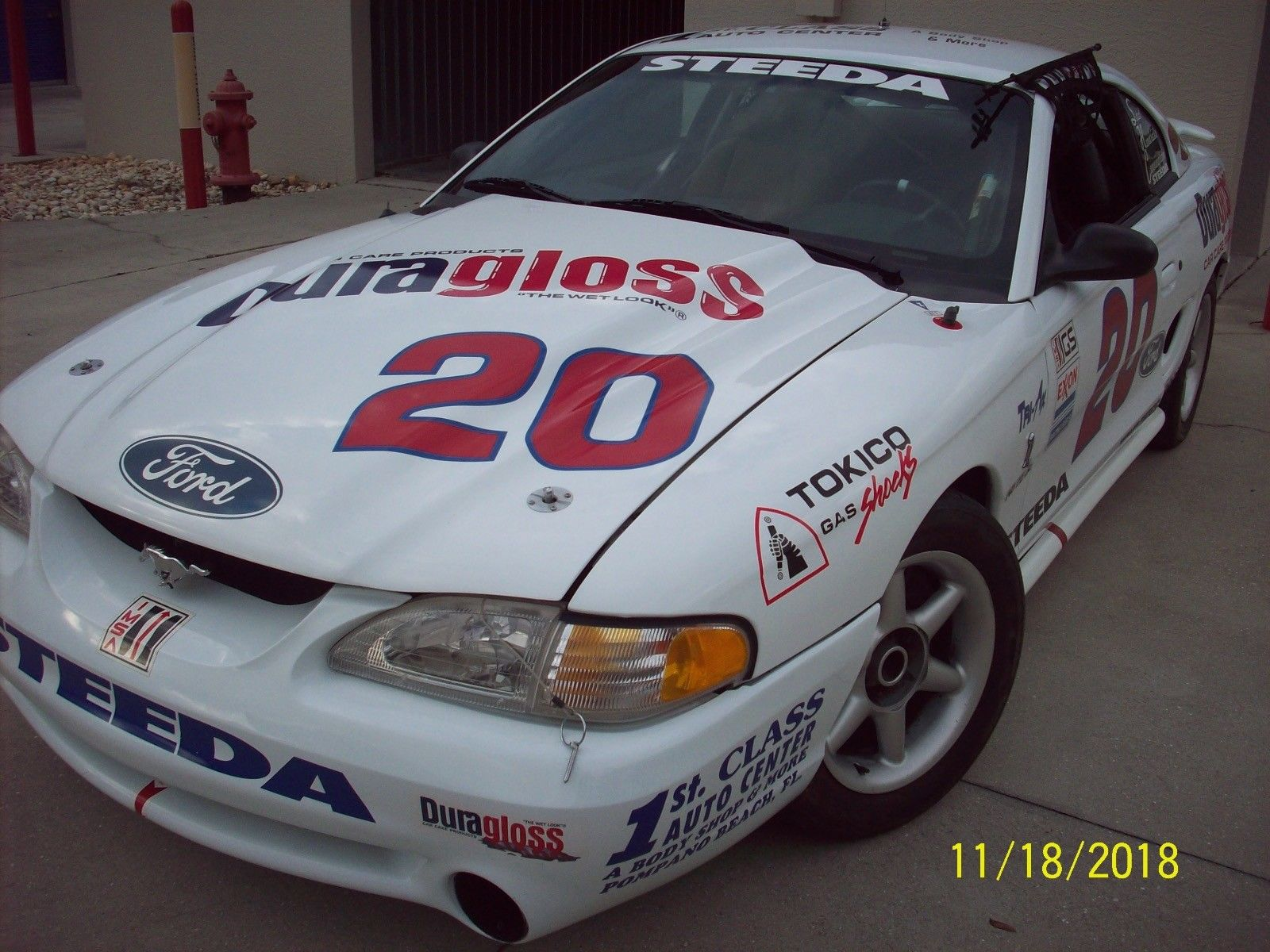 Money No Object: 1995 Ford Mustang Cobra R With Sincere Racing Pedigree