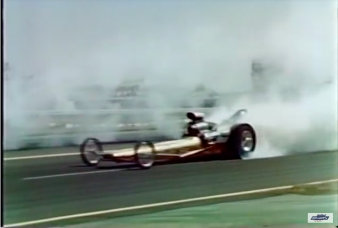 Quarantine Piece Theater: 1960's Drag Racing Film Is The Coolest! Indy, Pomona, Bee Line