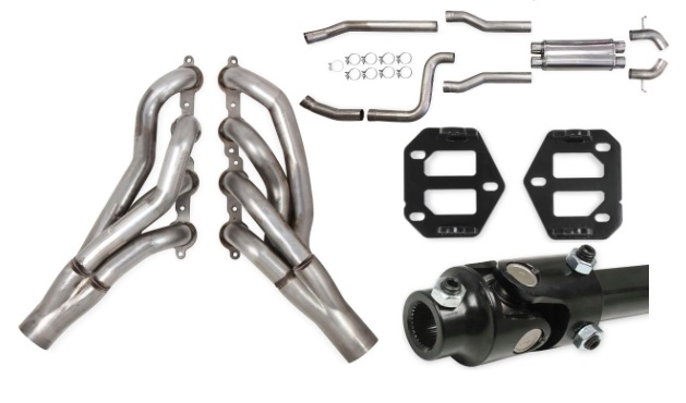 LS-Swapping A 1982-2004 S-10 or Sonoma? Hooker Blackheart Has Motor Mounts, Headers, Exhaust, and More!