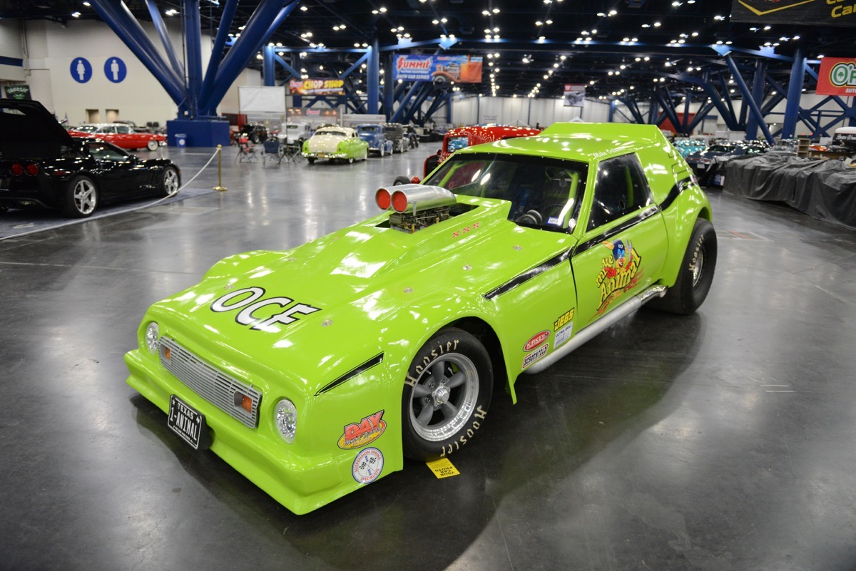 2018 Houston Autorama: More Texas Hot Rods, Muscle Cars, and Trucks – Check Out The Images