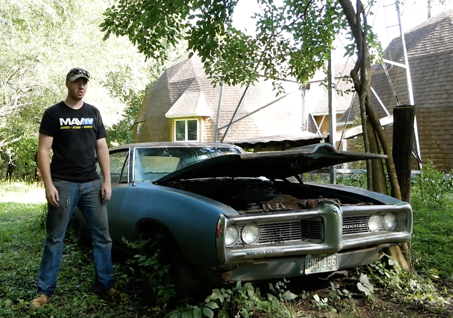 BangShift com Asleep For 33 Years, Flooded, And Now Rescued