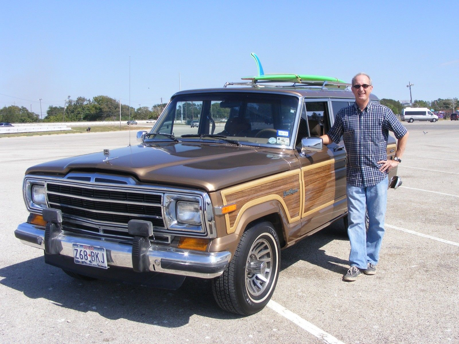 eBay Find: Have We Actually Reached The Era Of A $55,000 1988 Jeep Grand Wagoneer?