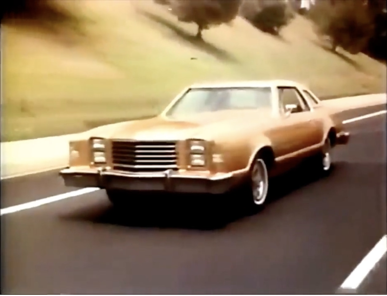 Classic YouTube: The 1978 Ford LTD II, Sold By Ron Burgundy Himself