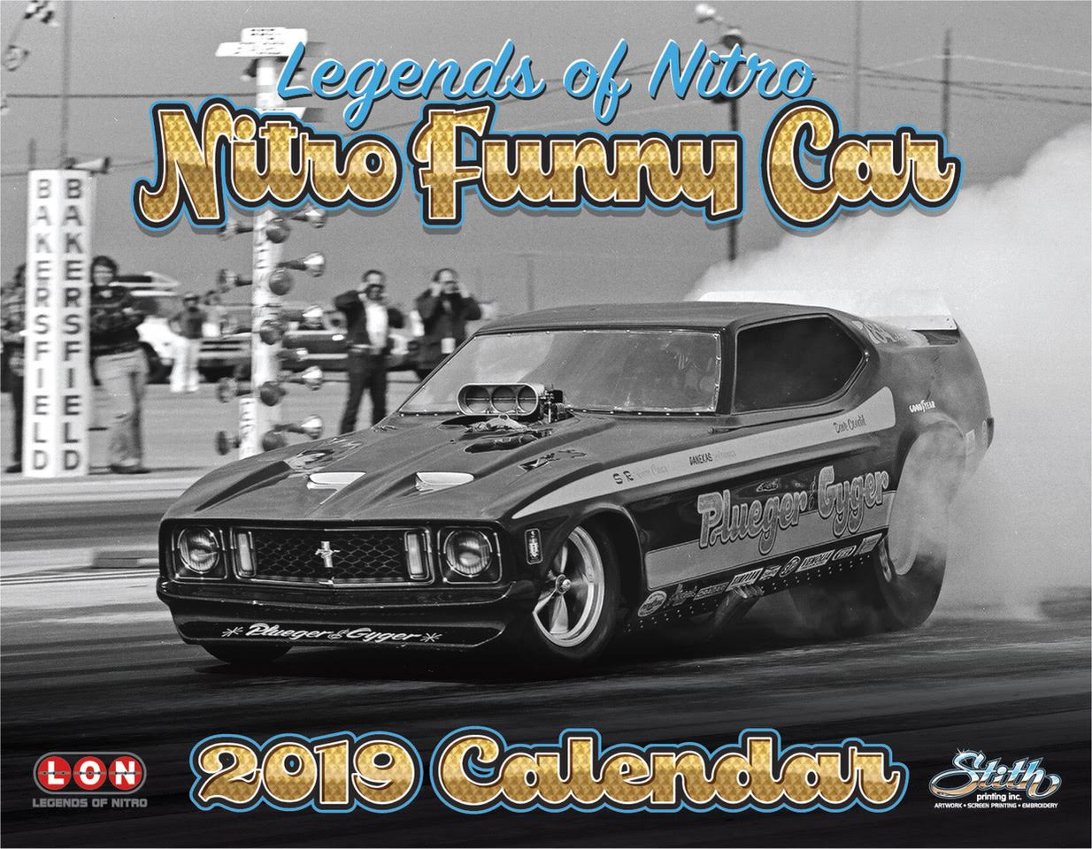 Still Needing A Christmas Gift Idea? Legends Of Nitro Have Two 2019 Calendars To Choose From!