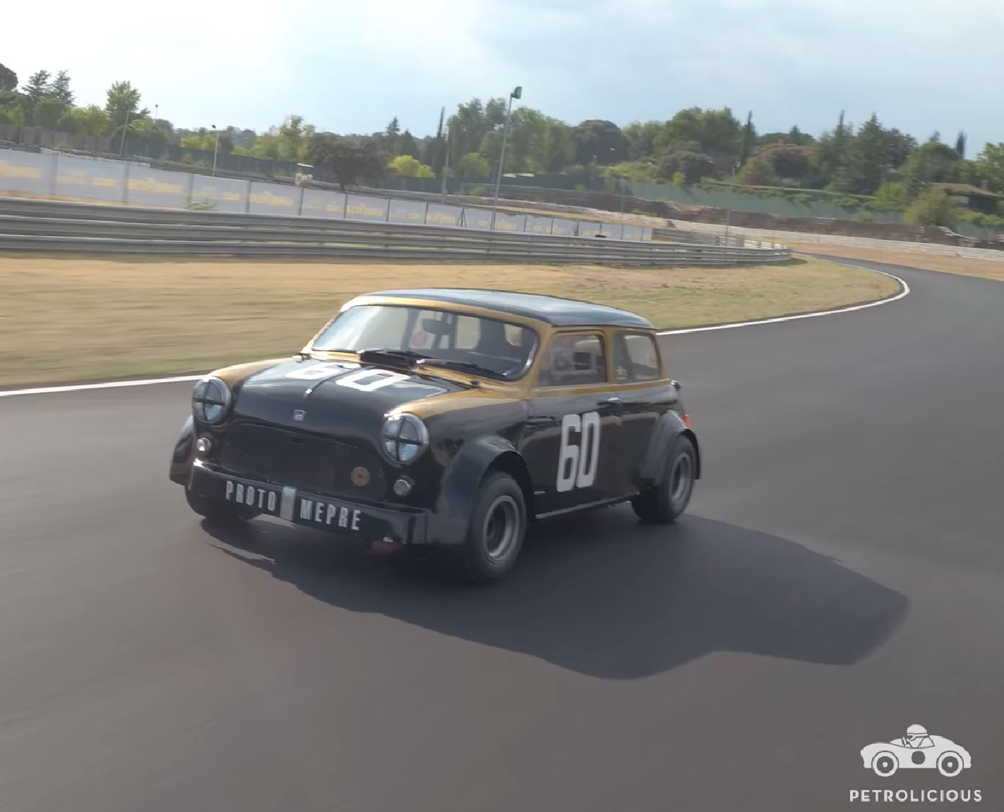 Minis Are Cool, But This Chopped And Flared Hill Climber Is Something Special