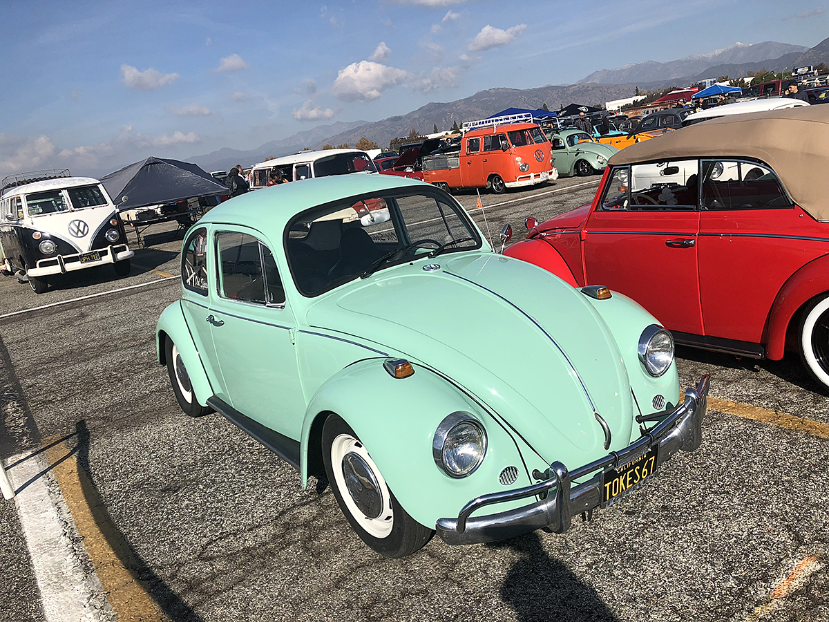 Parts, Old Iron, Muscle Cars, Trucks, Drag Cars, And More From The Pomona Swap Meet