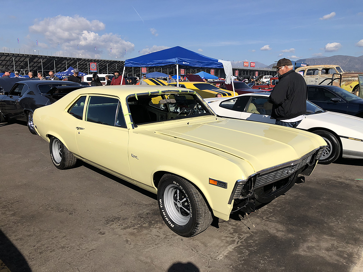 This Is It! 2018's Last Gallery Of Pomona Swap Meet Photos!