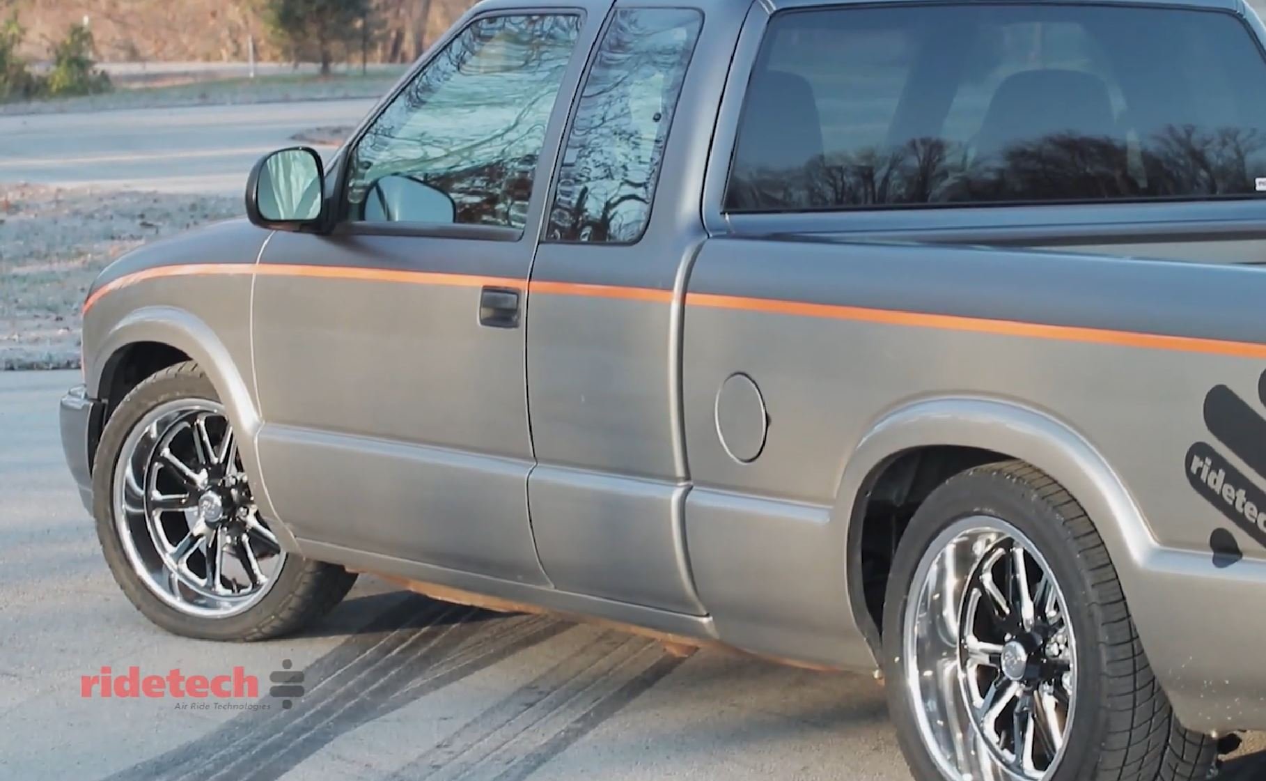BangShift com Ridetech's New S10 Coil-Over Suspension System