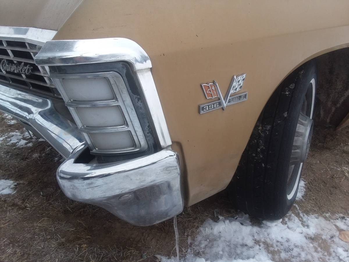 Rough Start: Longroof Fans, Here's Your Chance! A 1967 Chevy Impala 396!