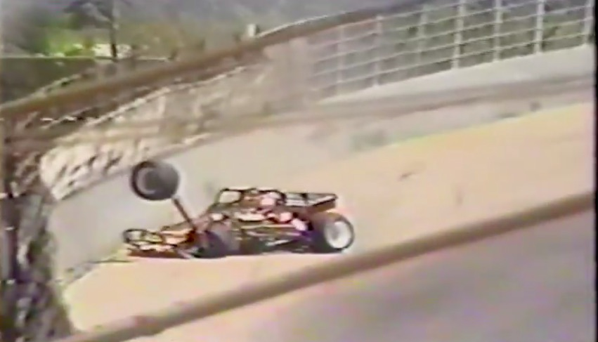 1980s Supermodified Mayhem From Oswego Speedway In New York – Fire, Tempers, and Fires Flare!