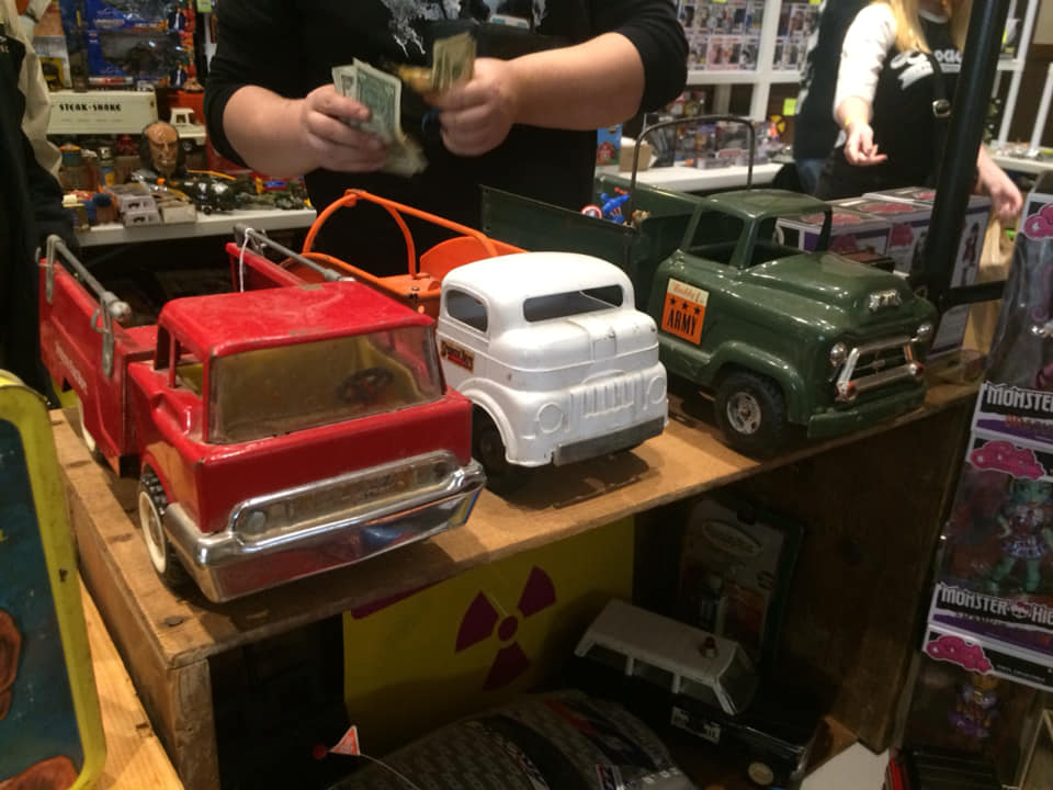 Unhinged: Remember, Old Toy Cars Can Always Be New Again