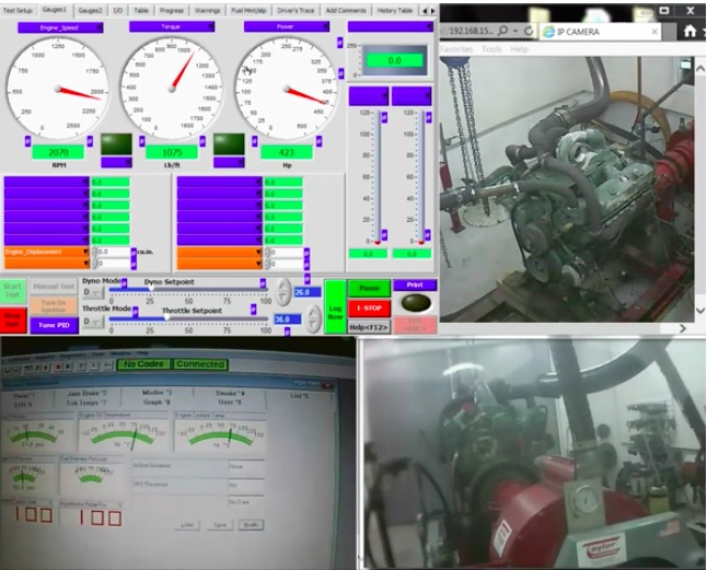 Diesel Dyno Video: Watch This Military Spec Detroit Diesel 8V92TA Make 440hp and Big Torque On The Pump