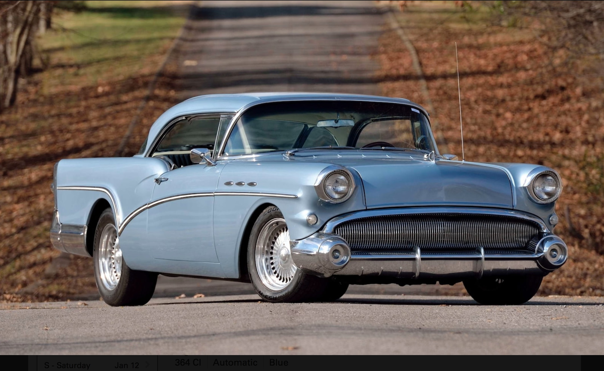 muscle before muscle this 1957 buick. Black Bedroom Furniture Sets. Home Design Ideas