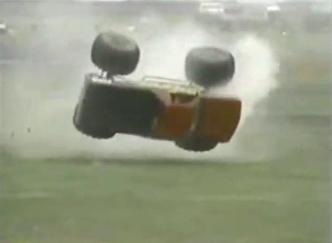 This Compilation of 1990s Monster Truck Crashes Captures The Wildest Era Of Monster Truck Competition
