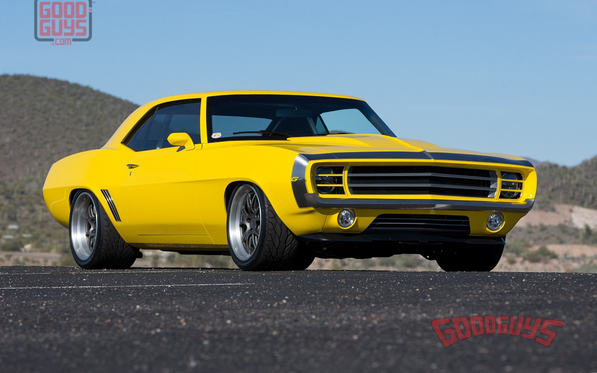 Goodguys Needs Your 1969 Camaro Drag Car For The 50th Anniversary Camaro Exhibit At Highlight Goodguys 22nd PPG Nationals