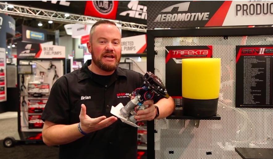 Aeromotive Phantom Trifekta Video: If You Need To Feed Big Horsepower THIS Is The Way To Handle It!
