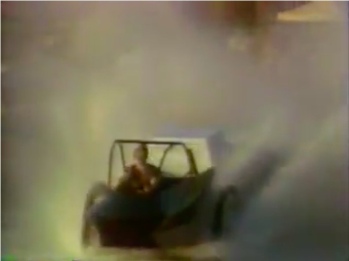 This 1988 ESPN Swamp Buggy Broadcast Is Missing A Couple Critical Things