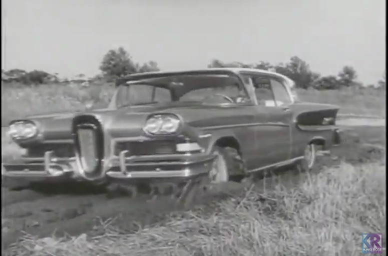 This Classic Edsel Ad Touts Styling And Performance…No One Was Buying