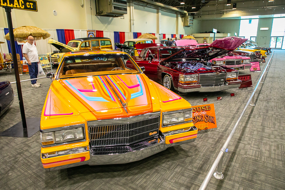 2019 Grand National Roadster Show Coverage: More Cars, More Chrome, More Awesome