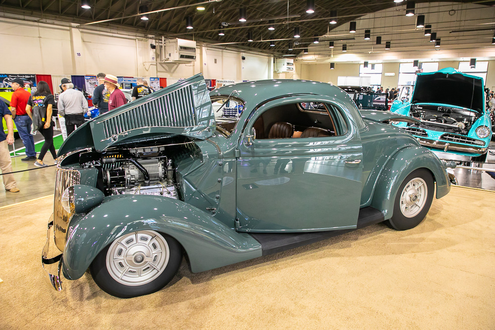 2019 Grand National Roadster Show: Here's The End Of Our Indoor Photos, More Outside Coverage To Come!
