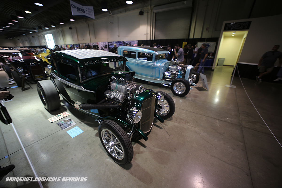 The Grand National Roadster Show In Pomona Is On! Photos Galore, Start Right Here!