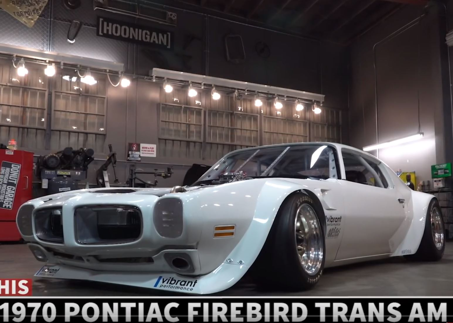 Riley Stair Might Have Built The Baddest Trans Am Ever And We Love Him For It