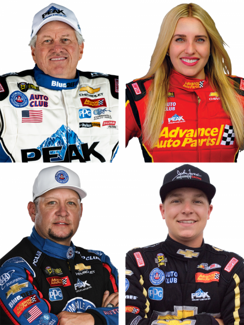 John Force Racing Announces Driver and Crew Chief Line Up – Austin Prock and David Grubnic Among Them