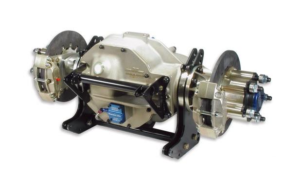 High Horsepower Drag Racing Application? A Mark Williams Modular 11-Inch Rear End Is An Indestructible Solution